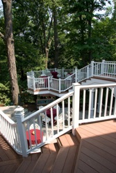 Top View of Deck